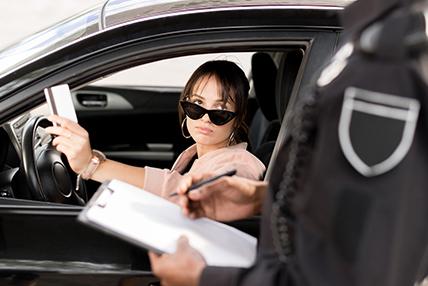 Traffic Violation - Gruszeczki & Smith Law